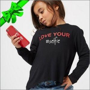 PEACE LOVE WORLD Love Selfie Tee #go06n4a16a4p1